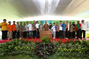Launching IPB Green Movement